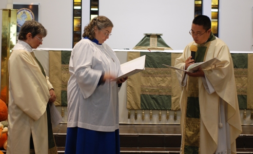My Journey Into The Episcopal Community