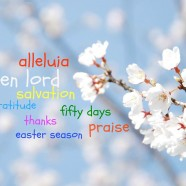 The Great 50 Days of Easter – A Lectionary 2016