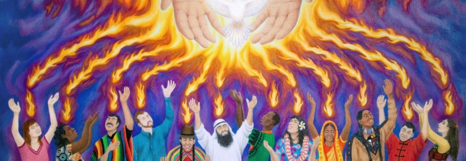 Blessings to you this Pentecost