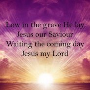 Easter Message, Nancy Young